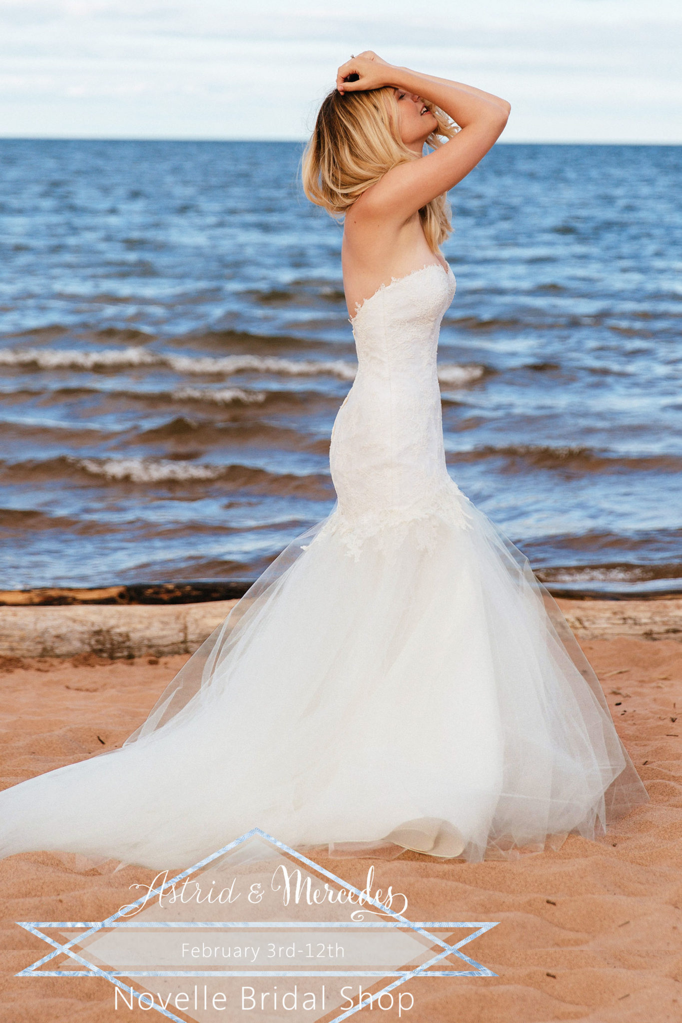 Pop Up Trunk Show in Edmonton | Novelle Bridal - Lea-Ann Belter ...