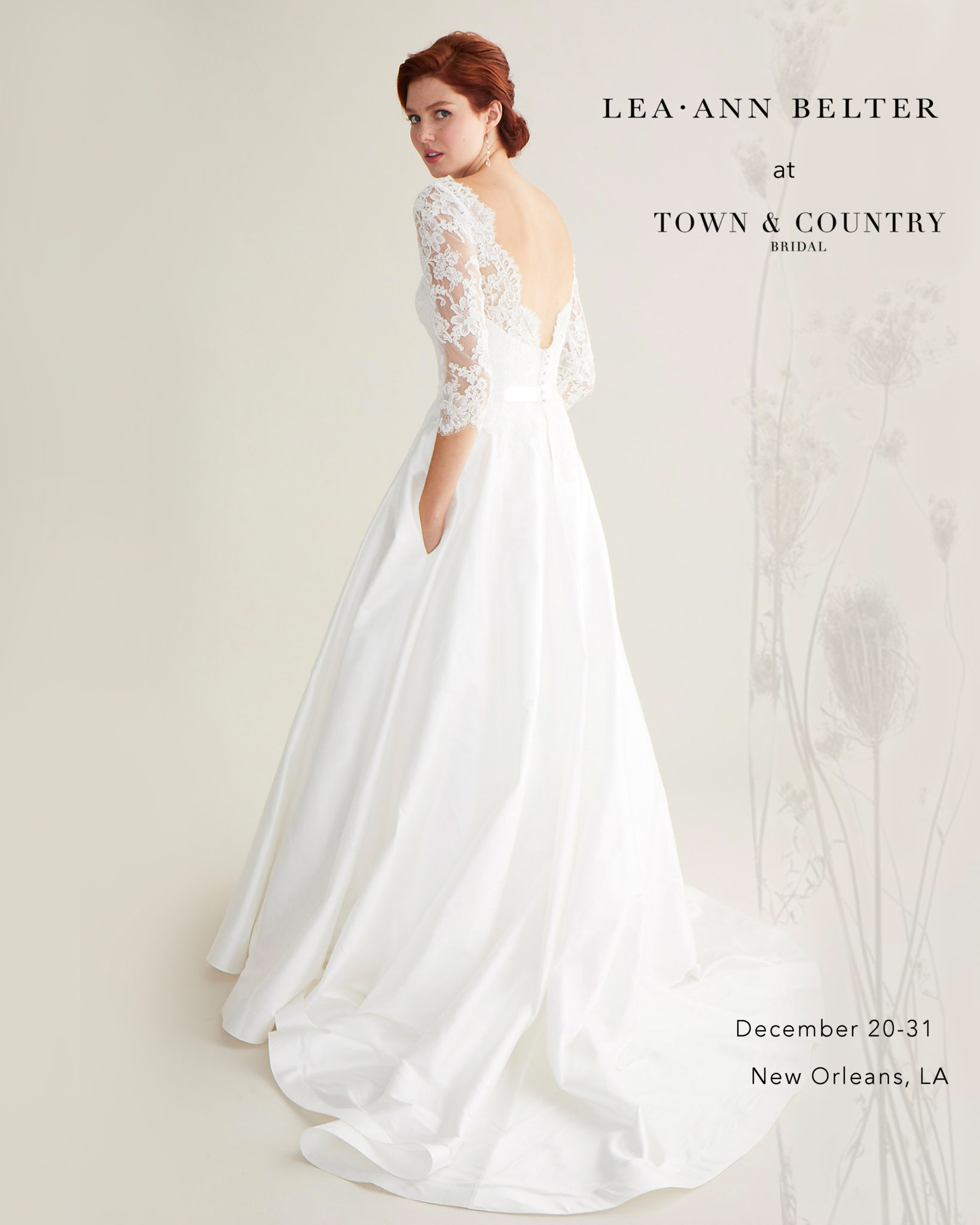 Town And Country Weddings: Town & Country Bridal - Lea