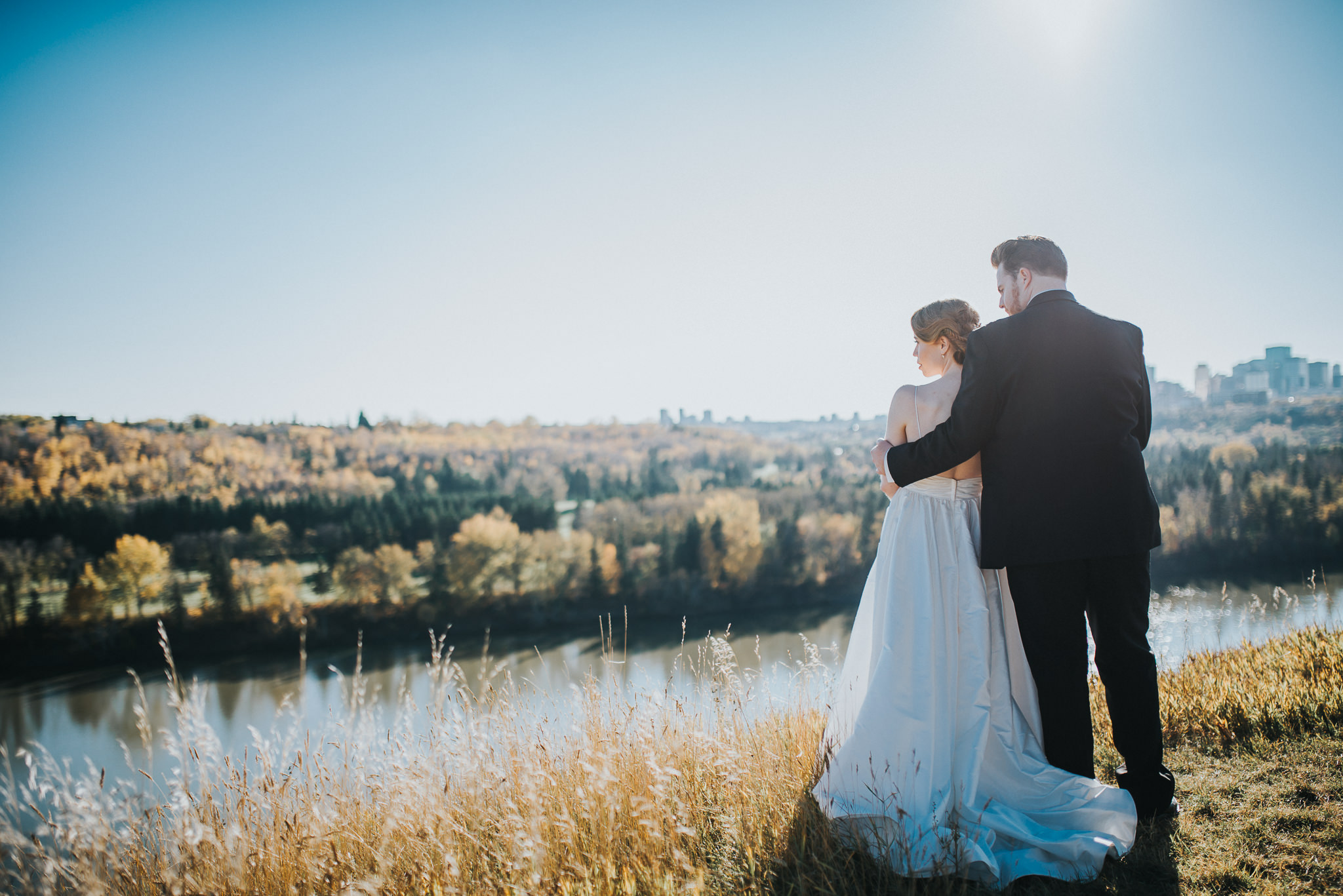 Intimate And Warm Yellowhead Brewery Wedding Caeleigh Mark