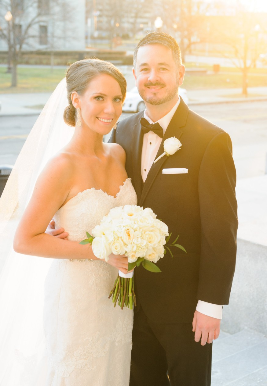 New Year S Eve Wedding At The Indianapolis Central Library