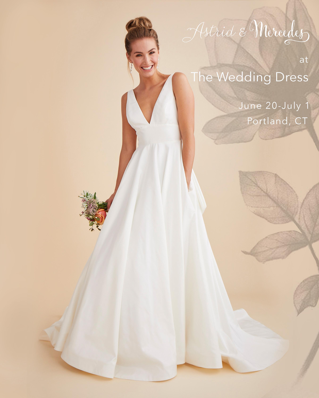 Wedding Dress In Ct.Portland Ct Bridal Gown Trunk Show The Wedding Dress Lea Ann