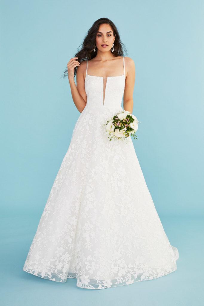 Harper gown