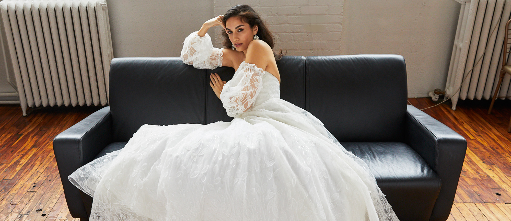 Lyric gown
